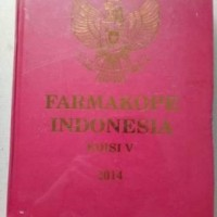 Image of Farmakope Indonesia